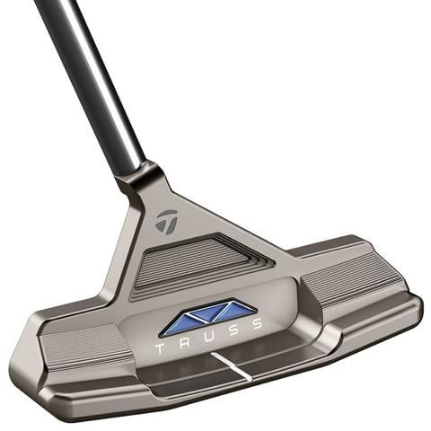 TaylorMade Truss TB2 Golf Putter Mens / Right Handed