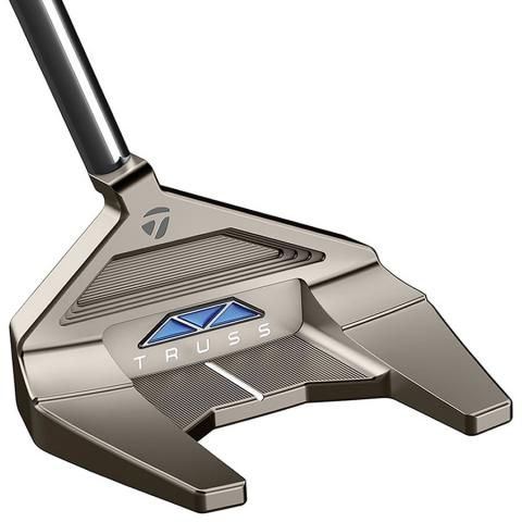 TaylorMade Truss TM2 Golf Putter Mens / Right Handed
