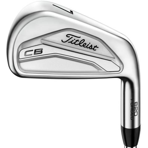 Titleist 620 CB Golf Irons Steel