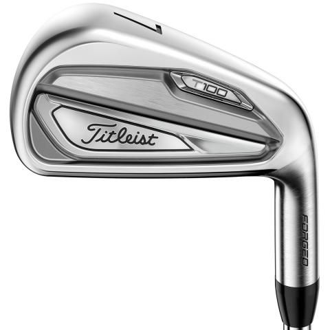 Titleist T100 Golf Irons Steel