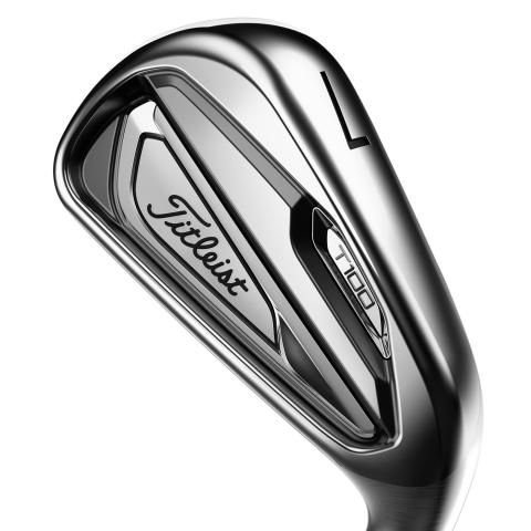 Titleist T100 Golf Irons Steel