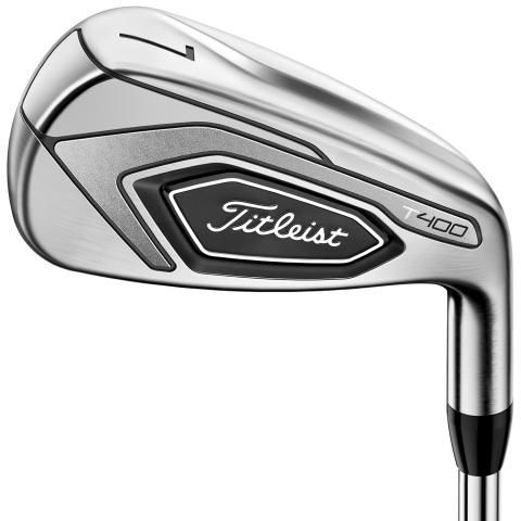 Titleist T400 Golf Irons Steel