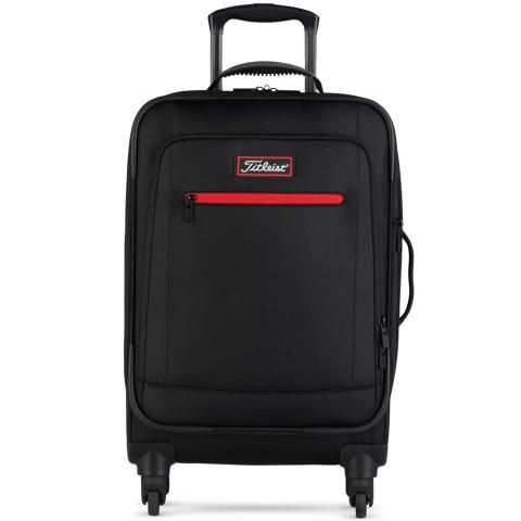 Titleist Players Spinner Travel Bag Black