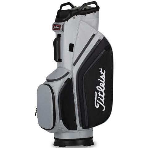 Titleist Cart 14 Lightweight Golf Cart Bag Grey/Black/Charcoal