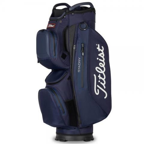 Titleist Cart 15 StaDry Waterproof Golf Cart Bag Navy