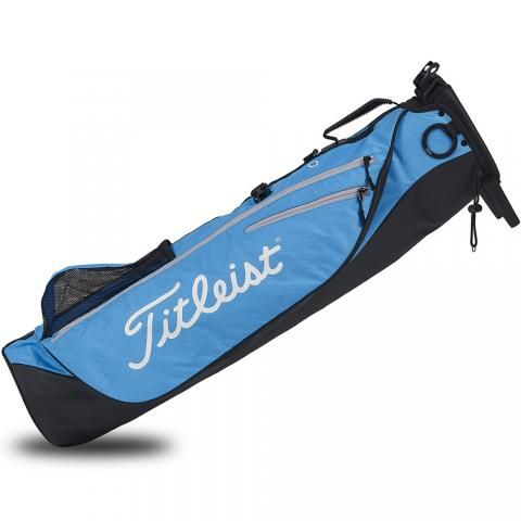 Titleist 2020 Premium Carry Bag Black/Blue/Silver