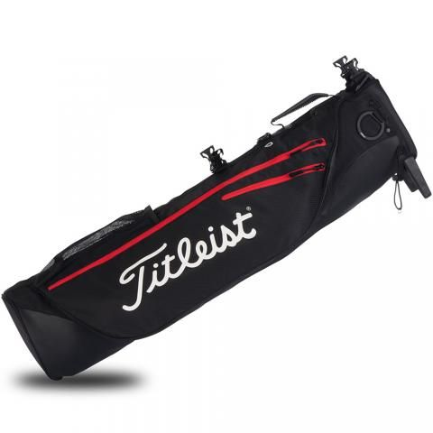 Titleist 2020 Premium Carry Bag Black/Red