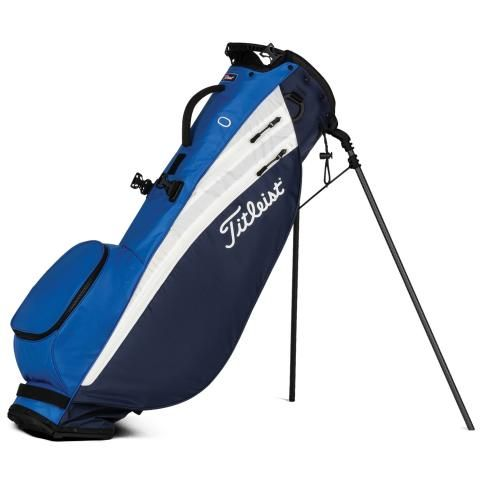 Titleist Players 4 Plus Carbon Golf Stand Bag Navy/White/Royal