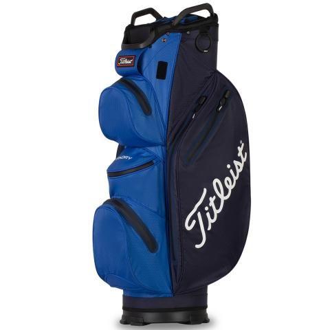 Titleist 2021 Cart 14 StaDry Waterproof Golf Cart Bag Navy/Royal