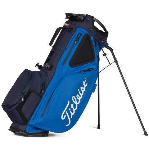 Titleist Hybrid 14 StaDry Waterproof Golf Stand Bag Royal/Navy