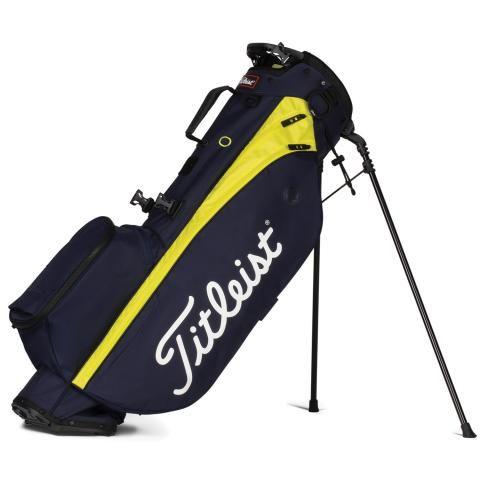 Titleist Players 4 Golf Stand Bag Navy/Citron
