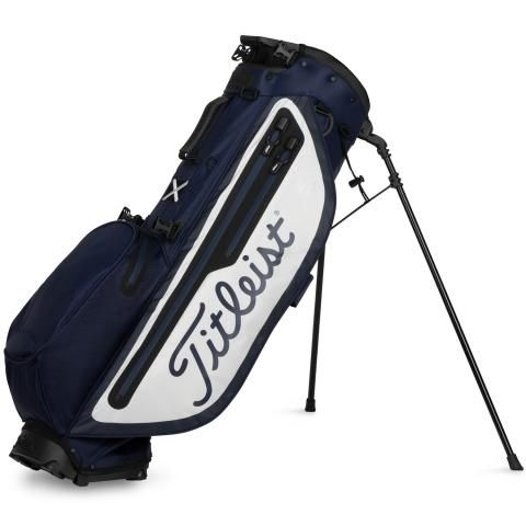 Titleist 2020 Players 4 Plus StaDry Waterproof Golf Stand Bag Scottish Open
