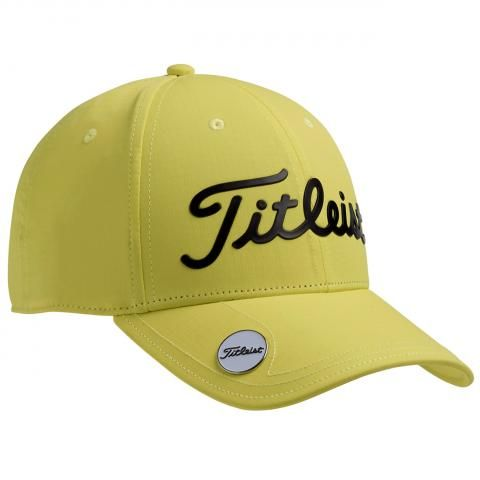 Titleist Performance Ball Marker Adjustable Golf Cap