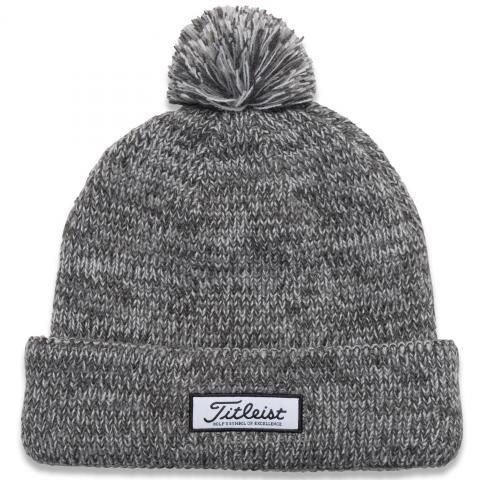 Titleist Lifestyle PomPom Winter Beanie Hat