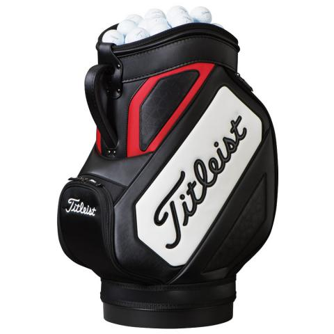 Titleist Den Caddy Black/White/Red