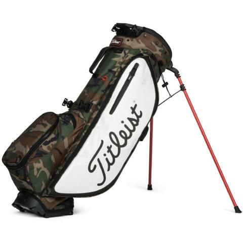 Titleist 2020 Players 4 Plus Golf Stand Bag Camo
