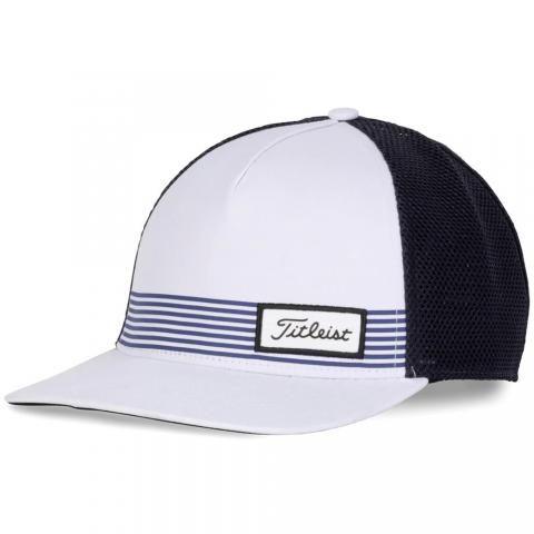 Titleist Surf Stripe Adjustable Baseball Cap Twilight/Laguna