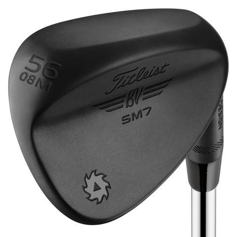 Titleist Vokey SM7 Golf Wedge Jet Black Mens / Right Handed