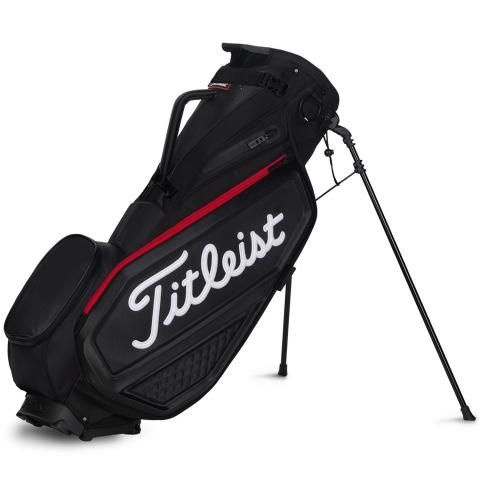 Titleist 2020 Premium Golf Stand Bag Jet Black