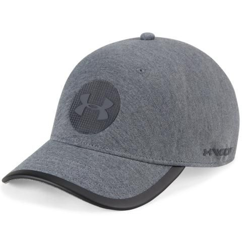 Under Armour Elevated Tour Baseball Cap Black