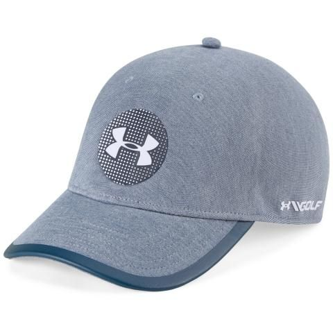 Under Armour Elevated Tour Baseball Cap Academy/White