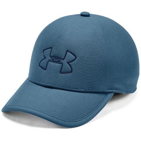 Under Armour SpeedForm Blitzing Baseball Cap Thunder/Petrol Blue