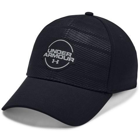 Under Armour Storm STR Baseball Cap Black