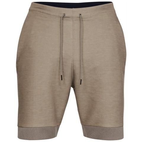 Under Armour Unstoppable Move Light Training Shorts Silt Heather/Black
