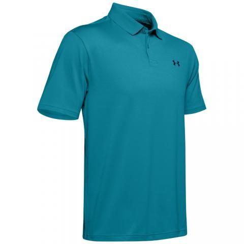 Under Armour Performance 2.0 Polo Shirt Blue