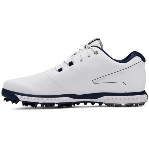 6a39e9baf Under Armour Fade RST 2 E Golf Shoes White/Steel/Academy ...