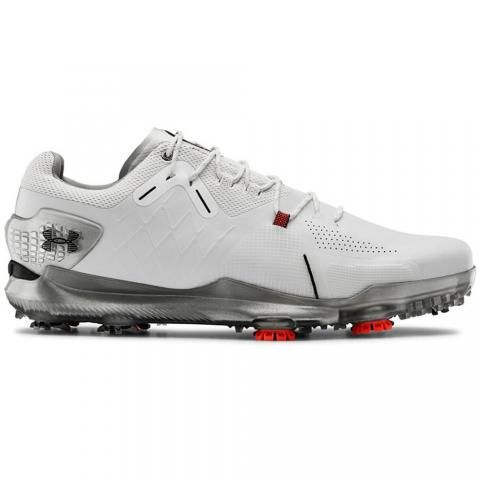 Under Armour Spieth 4 Gore-Tex E Golf Shoes White