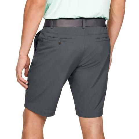 0004d15b Under Armour Performance Taper Golf Shorts Pitch Grey | Scottsdale Golf