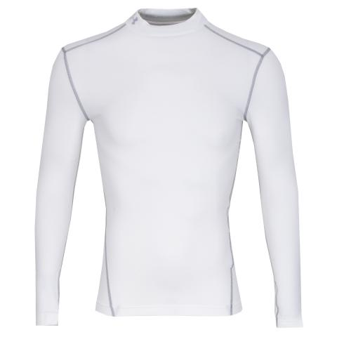 8be3171308 Under Armour Coldgear Compression Mock Base Layer