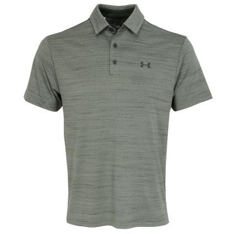 00ffb316 Under Armour Playoff Polo Shirt Downtown Green $‌31.00