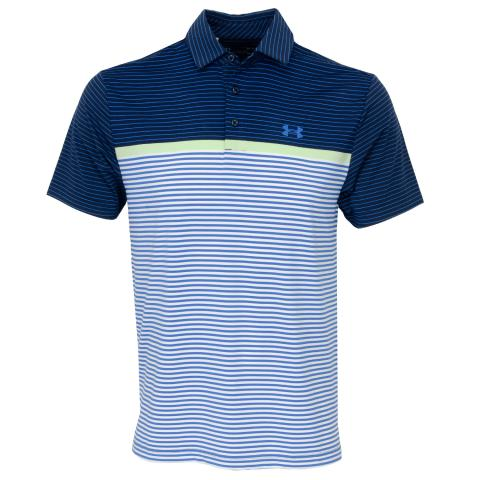 Under armour playoff polo shirt academy ss18 scottsdale golf for Academy under armour shirts