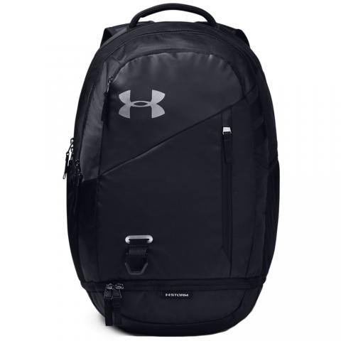 Under Armour Hustle 4.0 Backpack Black
