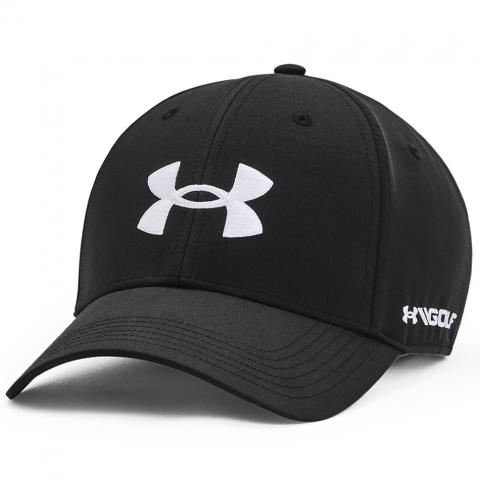 Under Armour Golf96 Baseball Cap Black