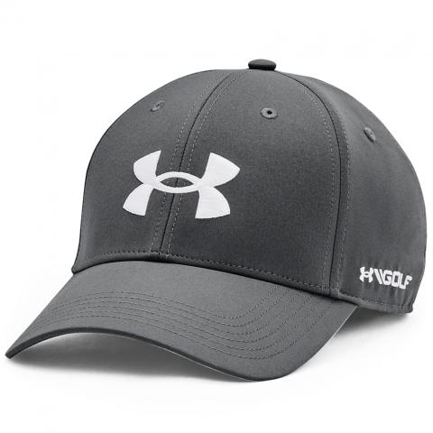 Under Armour Golf96 Baseball Cap Pitch Grey