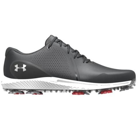 Under Armour Charged Draw RST E Golf Shoes Black