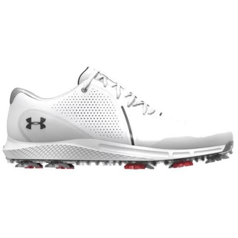 Under Armour Charged Draw RST E Golf Shoes White