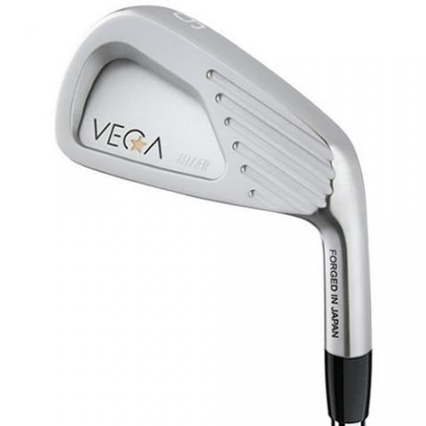 VEGA Mizar Golf Satin Irons Steel Mens / Right Handed