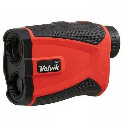 Volvik V1 Golf Laser Rangefinder Red