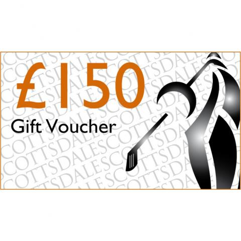 Scottsdale Golf £150.00 Gift Voucher Receive by Email