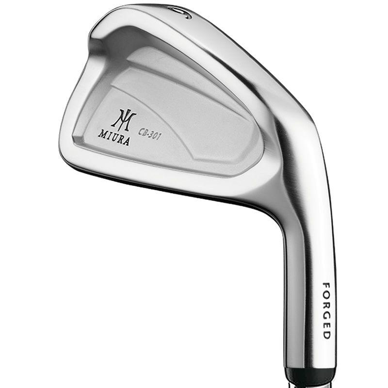 Miura CB-301 Chrome Golf Irons