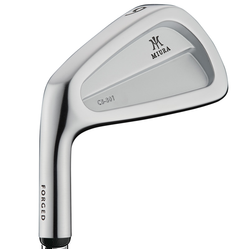 Miura CB-801 Satin Golf Irons