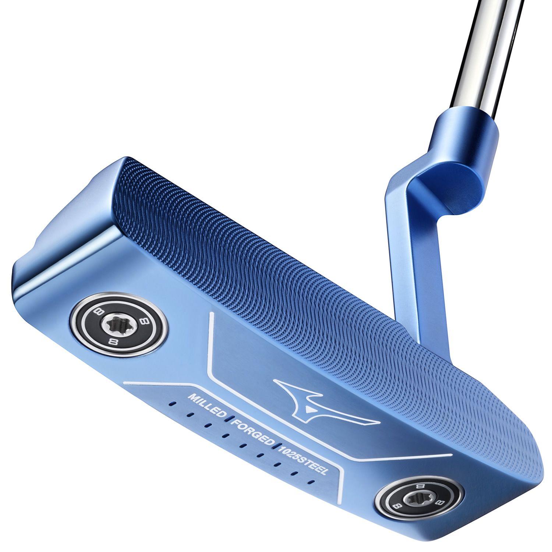 Mizuno M-Craft 2 Blue Ion Golf Putter