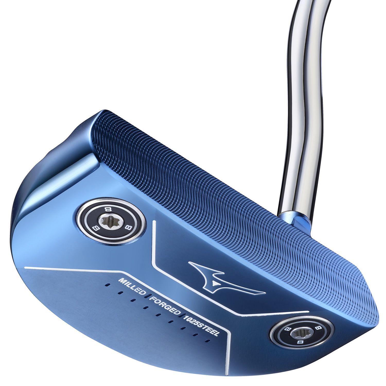 Mizuno M-Craft 3 Blue Ion Golf Putter