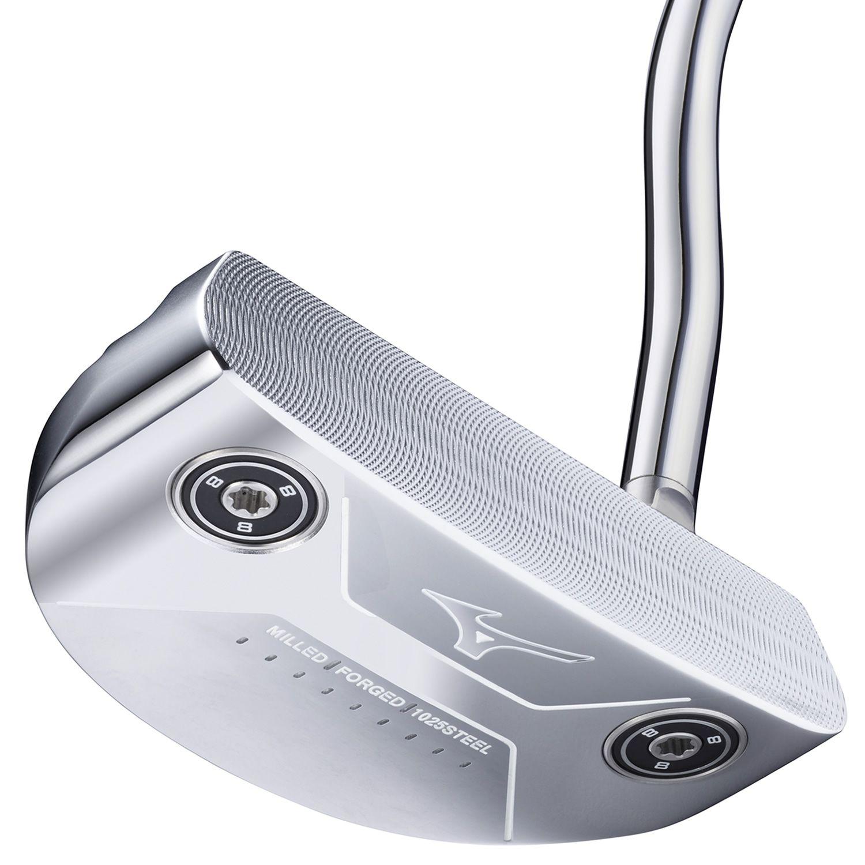 Mizuno M-Craft 3 White Satin Golf Putter