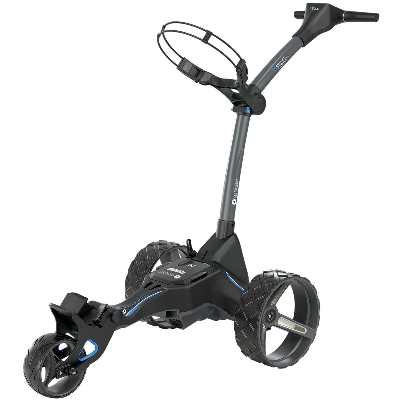 Motocaddy 2020 M5 GPS DHC Electric Golf Trolley