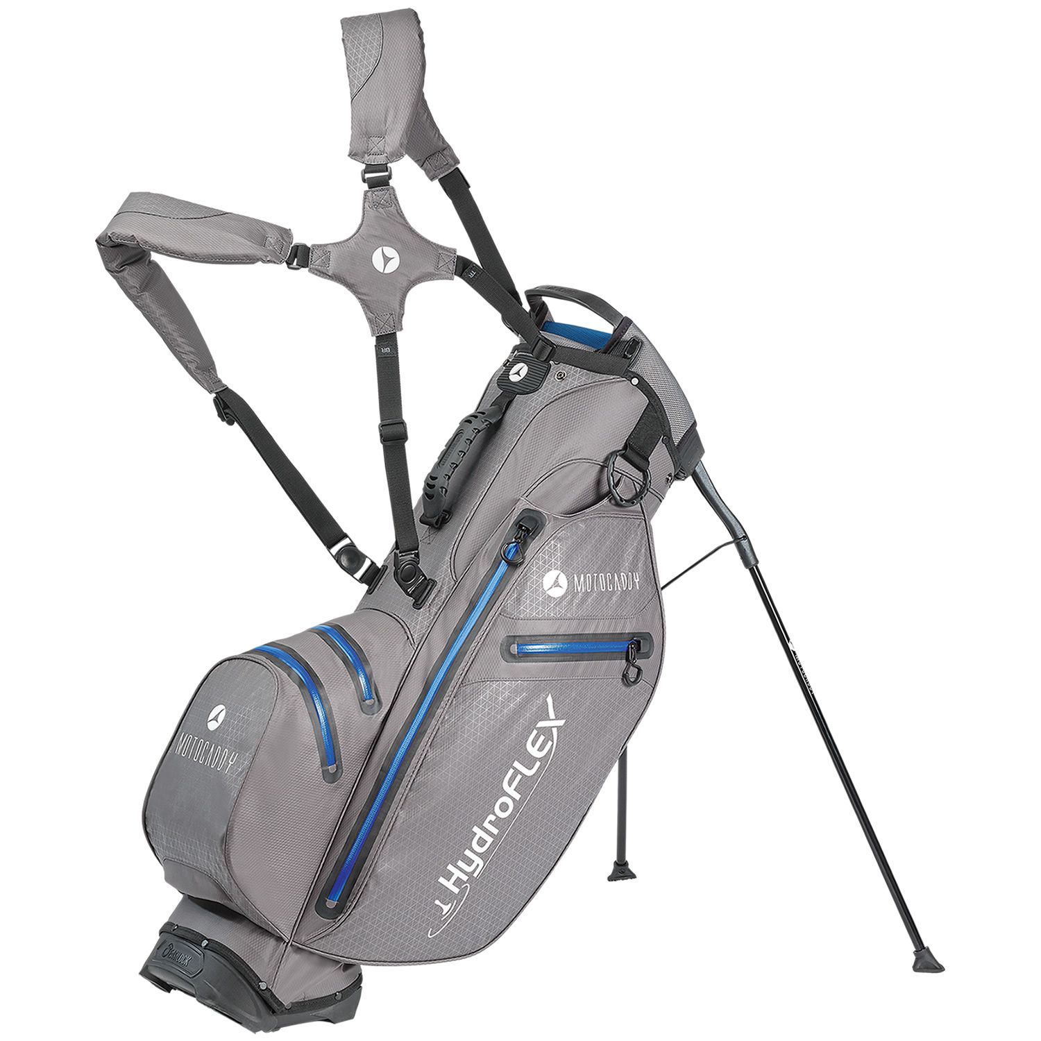 Motocaddy 2020 Hydroflex Waterproof Golf Stand Bag